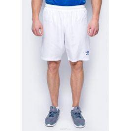 Шорты спортивные мужские Umbro Armada Short, цвет: белый, синий. 130115. Размер S (46)
