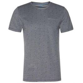 Футболка мужская Tom Tailor, цвет: серый. 1037530.62.10_6740. Размер S (46)