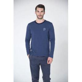 Лонгслив мужской BeGood, цвет: синий. AW16-BGUZ-824. Размер 54