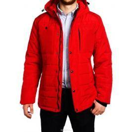 Куртка мужская Xaska, цвет: кpасный. 15506. Размер 56