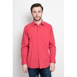 Рубашка мужская Imperator, цвет: красный. 5915-210. Размер 42-182/188 (52-182/188)