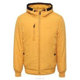 Куртка мужская Finn Flare, цвет: желтый. W16-42001_421. Размер M (48)