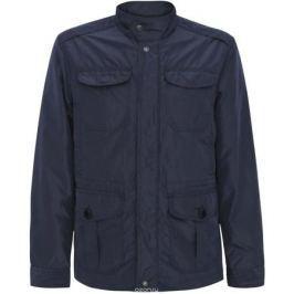 Куртка мужская oodji, цвет: темно-синий. 1B401002M/44096N/7900N. Размер XL-182 (56-182)