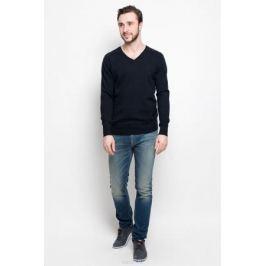 Джемпер мужской Aussie, цвет: черный. А40001. Размер XL (54)