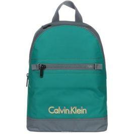Рюкзак мужской Calvin Klein Jeans, цвет: зеленый, темно-серый. K50K502065_0200