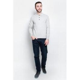 Джемпер мужской Baon, цвет: светло-серый. B637014. Размер XL (52)