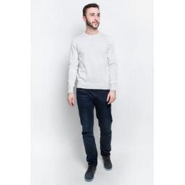 Джемпер мужской Baon, цвет: светло-серый. B637203. Размер M (48)