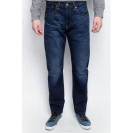 Джинсы мужские Levi's® 502, цвет: темно-синий. 2950700110. Размер 38-34 (54-34)
