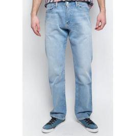 Джинсы мужские Levi's® 504, цвет: голубой. 2999005530. Размер 32-34 (48-34)