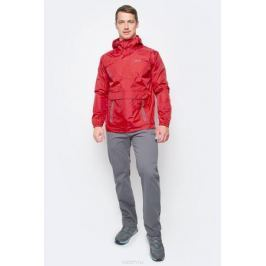 Куртка мужская Jack Wolfskin Cloudburst Smock M, цвет: красный. 1109181-2681. Размер XXL (54)