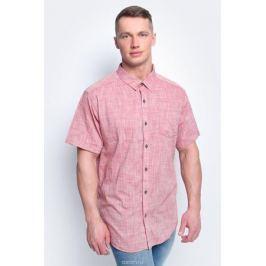 Рубашка мужская Columbia Under Exposure YD SS, цвет: кирпичный. 1715221-808. Размер S (44/46)