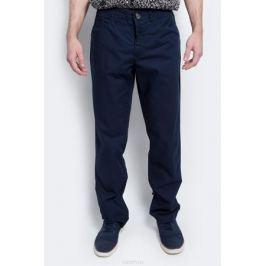 Брюки мужские Finn Flare, цвет: темно-синий. S17-42004_101. Размер L (50)