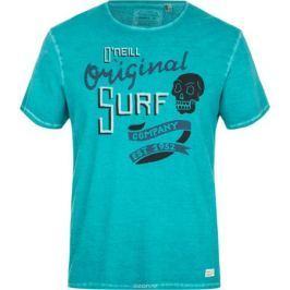 Футболка мужская O'Neill Lm Washed Up T-Shirt, цвет: бирюзовый. 7A2328-6107. Размер M (48/50)