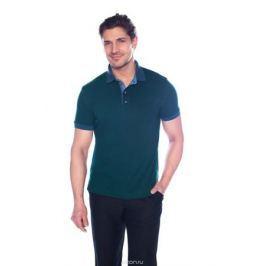 Поло мужское BeGood, цвет: темно-зеленый. SS17-BGUZ-624А. Размер 48
