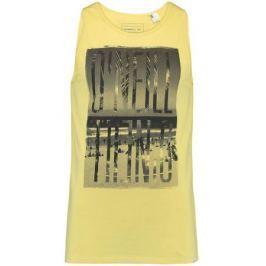 Майка мужская O'Neill Lm Reflect Tanktop, цвет: желтый. 7A1903-2045. Размер S (46/48)