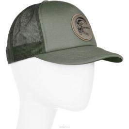 Бейсболка мужская O'Neill Bm Trucker Cap, цвет: оливковый. 7A4110-6103. Размер универсальный