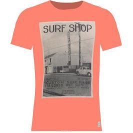 Футболка мужская O'Neill Lm The 50's T-Shirt, цвет: коралловый. 7A2320-3066. Размер S (46/48)