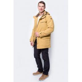 Куртка мужская Luhta, цвет: желтый. 838529348LV_435. Размер 48
