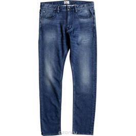 Джинсы мужские Quiksilver, цвет: синий. EQYDP03336-BPNW. Размер 38-34 (52-34)