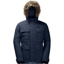 Куртка мужская Jack Wolfskin Point Barrow, цвет: темно-синий. 1108152-1010. Размер XXL (54)
