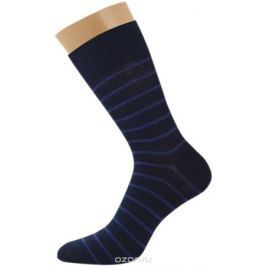 Носки мужские Griff Classic Полоски, цвет: синий. Var.4. Размер 39/41