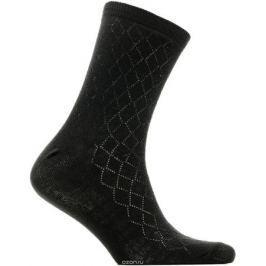 Носки мужские Bio-Textiles, цвет: черный. M007. Размер 41/47