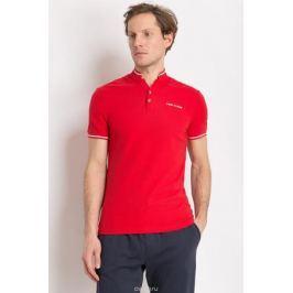 Рубашка-поло мужская Finn Flare, цвет: красный. B18-21039. Размер 3XL (56)
