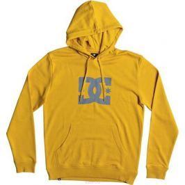Худи мужское DC Shoes, цвет: желтый. EDYSF03107-XYYR. Размер XL (52)