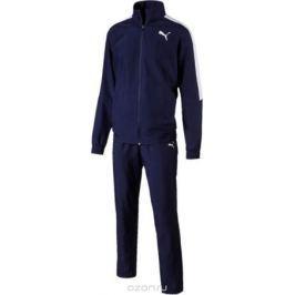 Костюм спортивный мужской Puma Classic Woven Suit Op, цвет: синий. 85074006. Размер XXL (52/54)