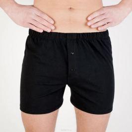 Трусы-шорты мужские Idilio, цвет: черный. THM01. Размер XL (52)
