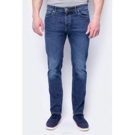 Джинсы мужские Jack & Jones, цвет: синий. 12130512. Размер 33 (48)