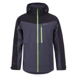 Куртка мужская Guahoo, цвет: черный. G42-9870J/BK. Размер XXL (56)