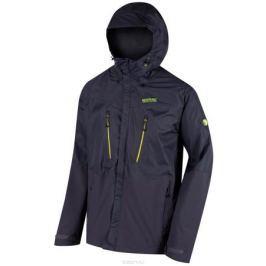 Куртка мужская Regatta Cross Penine IV, цвет: темно-зеленый, светло-зеленый. RMW276-35Q. Размер XXL (58/60)
