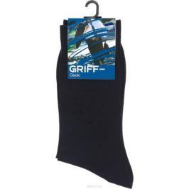 Носки мужские Griff Classic Bamboo, цвет: синий. B5. Размер 36/38