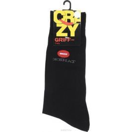 Носки мужские Griff Женат, цвет: черный. CR4. Размер 45/47
