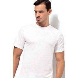 Футболка мужская Dorea, цвет: белый. c0e1501-0025 / 1003. Размер XXL (52/54)