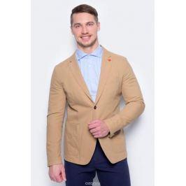 Пиджак мужской United Colors of Benetton, цвет: бежевый. 2DD8525L8_901. Размер 52