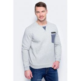 Джемпер мужской United Colors of Benetton, цвет: серый. 3VH1J1G27_501. Размер L (50/52)