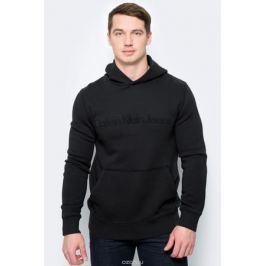 Худи мужское Calvin Klein Jeans, цвет: черный. J30J306407_0990. Размер S (44/46)