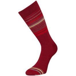 Носки мужские Гранд, цвет: бордовый, 2 пары. ZCL130. Размер 27/29