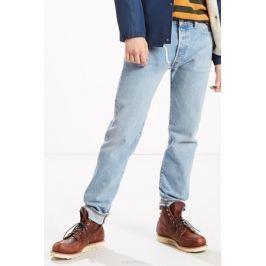 Джинсы мужские Levi's® 501 Original, цвет: голубой. 0050125470. Размер 38-36 (54-36)