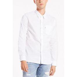 Рубашка мужская Levi's®, цвет: белый. 6582403360. Размер XXL (54)