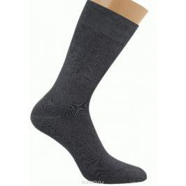 Носки мужские Griff C40 Premium Mers.CO гладь, цвет: черный. SNL-387277. Размер 45/47