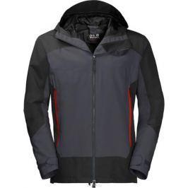 Куртка мужская Jack Wolfskin North Slope, цвет: серый. 1108383-6230. Размер XXL (54)