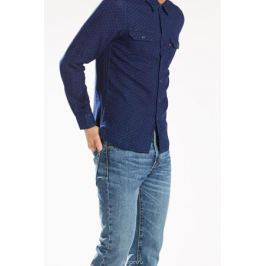 Рубашка мужская Levi's®, цвет: синий. 1957300720. Размер XXL (54)