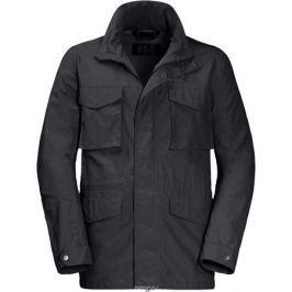 Куртка мужская Jack Wolfskin Freemont Fieldjacket, цвет: темно-серый. 1304422-6350. Размер XXL (54)