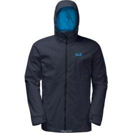 Куртка мужская Jack Wolfskin Arroyo, цвет: темно-синий. 1108311-1010. Размер XXXL (56)