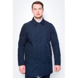 Пальто мужское United Colors of Benetton, цвет: темно-синий. 2SD75K168_06U. Размер 58