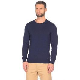 Джемпер мужской Baon, цвет: синий. B638201_Deep Navy. Размер XXL (54)