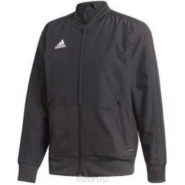 Олимпийка мужская Adidas Con18 Pre Jkt, цвет: черный. CF4305. Размер S (44/46)